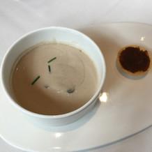 スープ?茶碗蒸し?