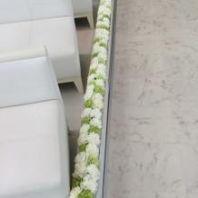 チャペルお花