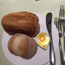 おかわりできる美味しい焼きたてパン