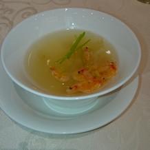 こちらのスープは普通かなーといった印象