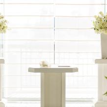 祭壇の装花