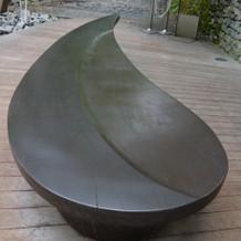 こちらも木の葉の椅子