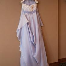 ノバレーゼのドレスです。