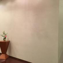 装飾できる壁