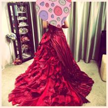 一目惚れしたドレス!
