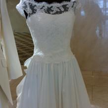 クラシカルなドレスの品揃えが豊富