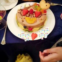 ビストロケーキ