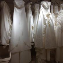 見積もり内白ドレス