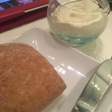 ふわふわのバター