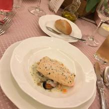 お料理 お魚