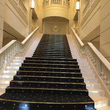 大階段です。