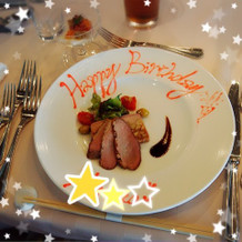 みんなの誕生日も祝ってくれます*