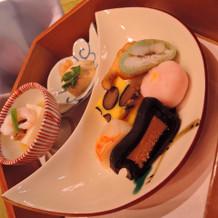和食は、見た目も味も◯