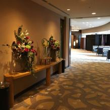 ホテル装飾