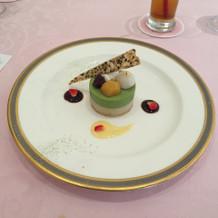 デザートパターン1