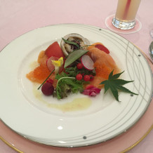 前菜パターン1