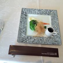 海鮮料理(お料理試食)