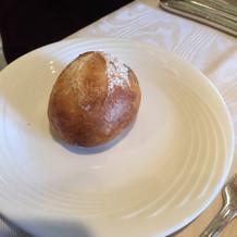 焼立てパン!めちゃうま!