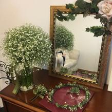 ブーケ ブートニア 花冠