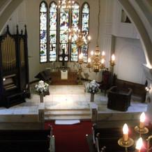 ステンドグラス美術館礼拝堂
