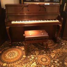 ピアノが弾けます