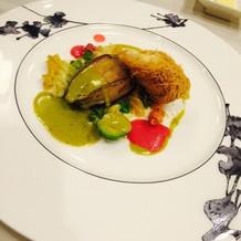 試食 魚料理
