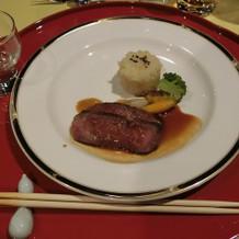 黒毛和牛ロース肉ステーキ