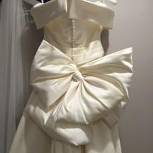 こちらはセットプラン外のドレスです