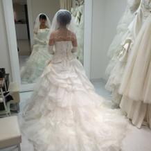 このドレスは259,000円でした