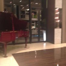 ピアノ生演奏がお願いできます