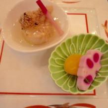 和食の一皿