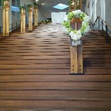 大きな階段\(^o^)/