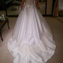 素敵なドレスがたくさんありました。