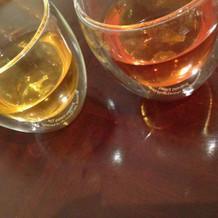 フェア時の飲み物