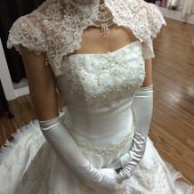 提携ドレスショップのドレス
