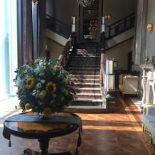 階段が素敵