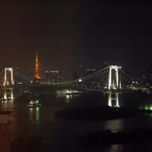 スターロードからの夜景