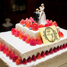 生ケーキで見た目も可愛いし美味しかった