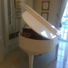 バンケット ピアノ