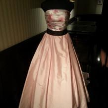 ドレスの見本