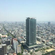 35階からの眺め