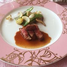 お肉がとても柔らかくておいしかったです!