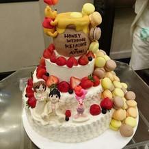 こだわったケーキ!!