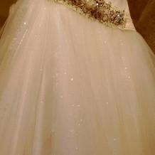 ドレス(接写)