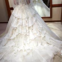 素敵なドレスで感激しました