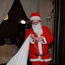 サンタさんきました!