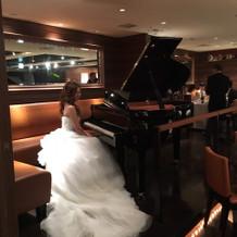 YAMAHAグランドピアノを搬入できます