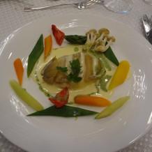 魚料理(試食時)