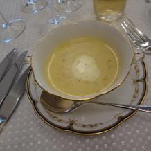 スープ(試食時)