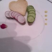 鴨のリエットとメルバトースト